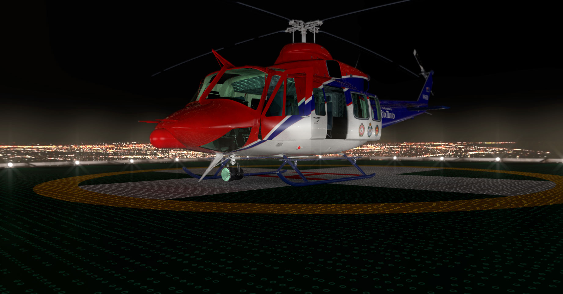 Rescue500 Bell 412